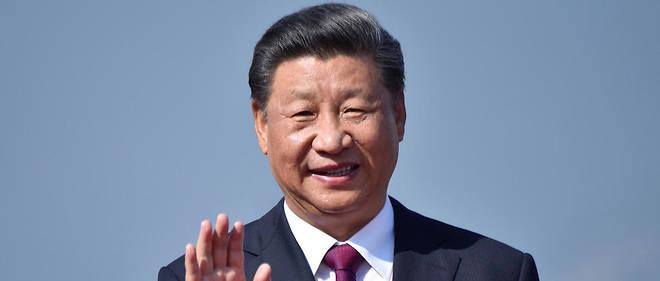 Le president chinois Xi Jinping a ete qualifie de << trou du cul >> par le traducteur automatique de Facebook (illustration).