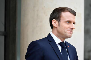Emmanuel Macron a qualifié d'« excellente » sa discussion avec Donald Trump.