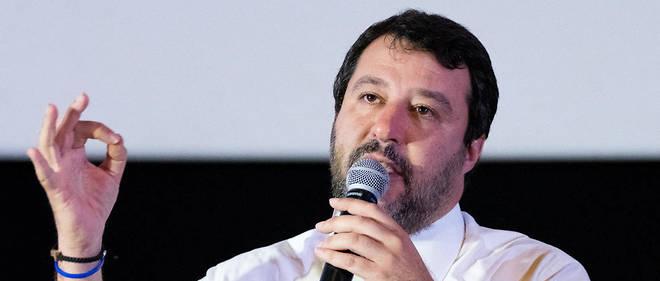 La Ligue de Matteo Salvini espere remporter dimanche une election regionale cruciale en Emilie-Romagne