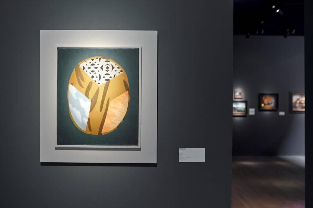 Magritte ©  Fabrice Debatty/ BRAFA 2020