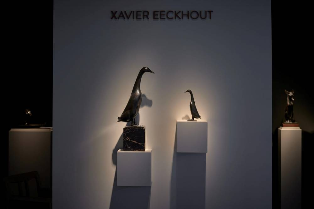 sculpture ©  BRAFA 2020 / Fabrice Debatty