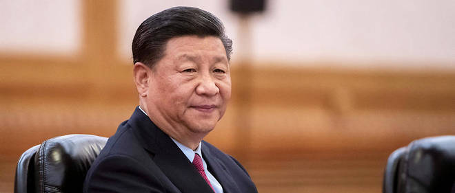 Le president chinois Xi Jinping.