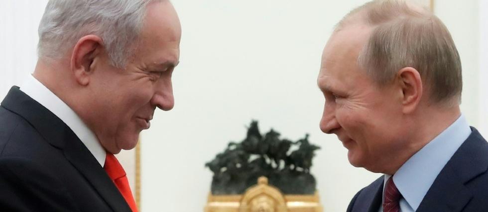 Rencontre Netanyahu Poutine - Ados gay site : À bientot de te revoir