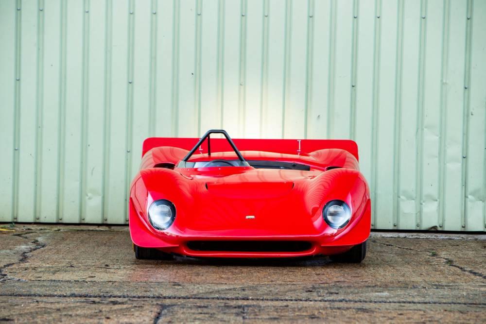 Ferrari ©  Bonhams