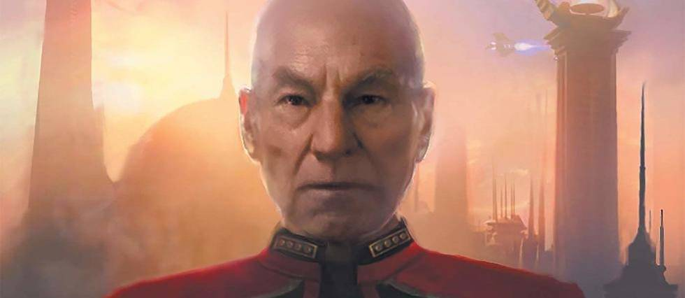 <p><< Star Trek : Picard >>, nouvelle serie de la franchise a voir sur Amazon Prime Video.</p>