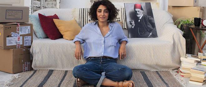 """L'actrice Golshifteh Farahani incarne une psychanalyste dans """" Un divan a Tunis """", premier film de la Franco-Tunisienne Manele Labidi."""