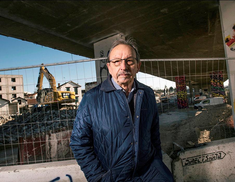 À 70 ans, Daeninckx quitte Aubervilliers… mais n'a toujours rien compris !