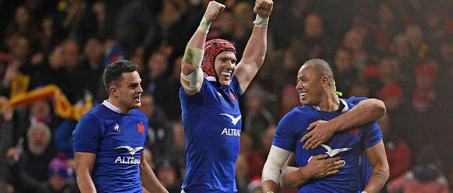 Tournoi des Six Nations : le XV de France a battu le pays de Galles.