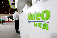 Valeo possede 36 usines en Chine, sur un total de 191 unites de production dans le monde.
