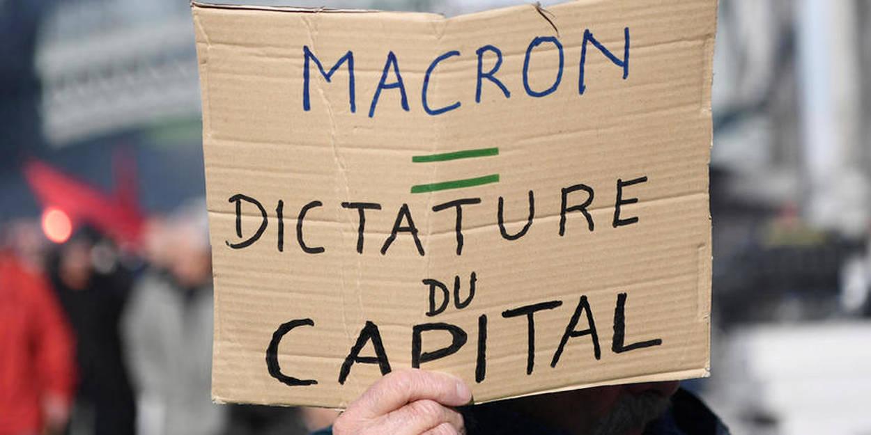 Sébastien Le Fol – Macron dictateur ? Les preuves... - Le Point