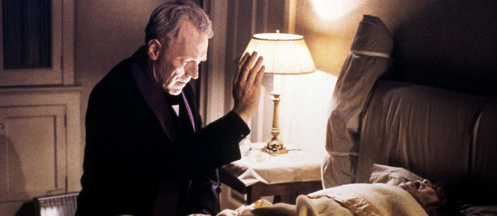 <p>L'Exorciste de William Friedkin, le role qui a revele Max von Sydow au grand public.</p>