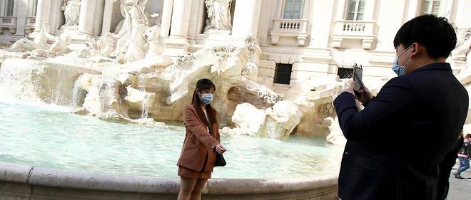 Coronavirus : Rome, ville sous cloche - Le Point