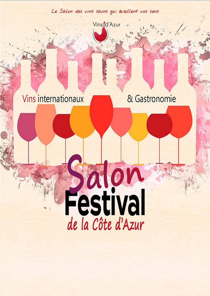 salon, vins ©  DR