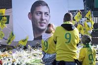 Emiliano Sala a disparu il y a maintenant plus d'un an.