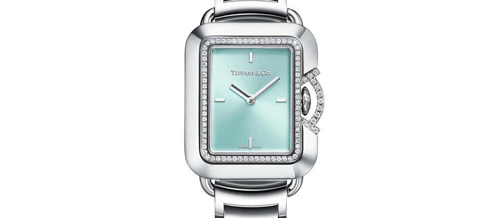 <p>Tiffany & Co revisite son emblematique motif << T >>.</p>