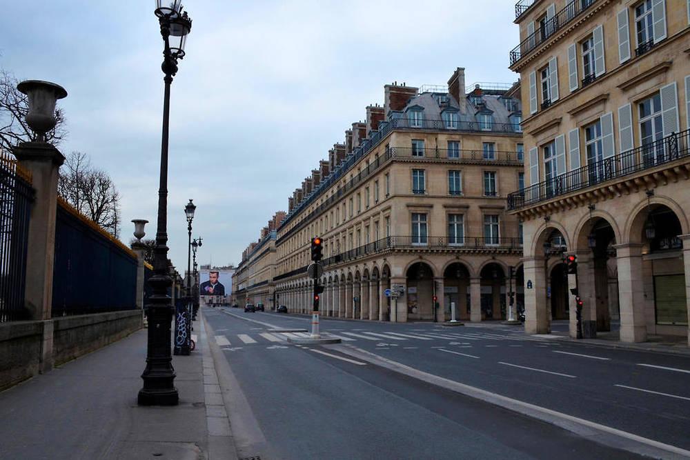 Coronavirus Paris
