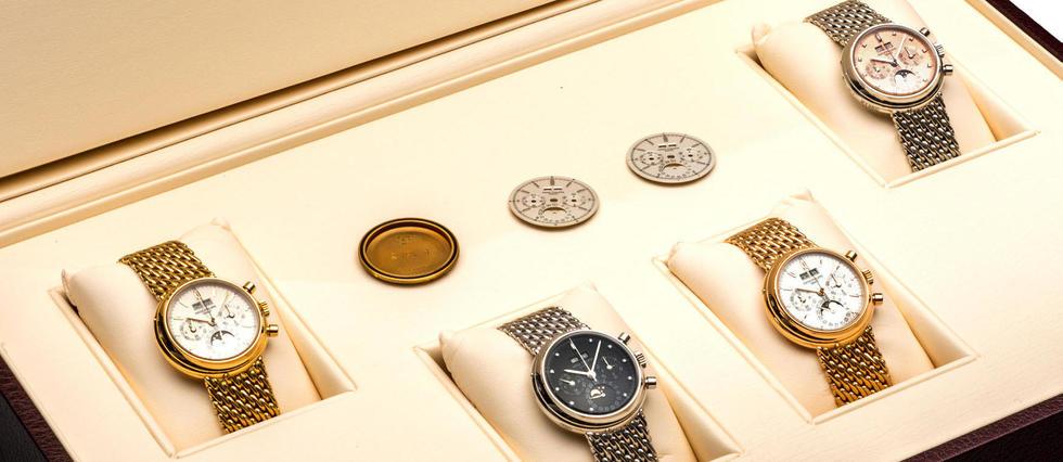 Notre sélection de montres sur lesquelles enchérir (à distance) pendant le confinement