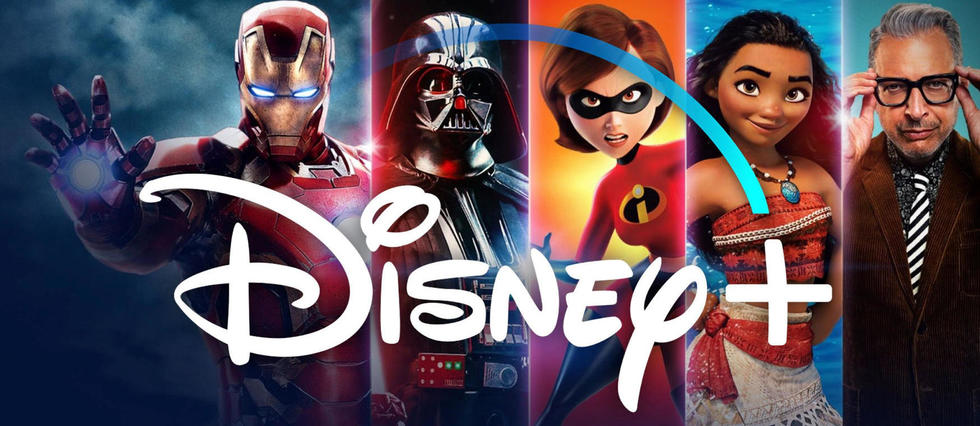 Disney+ se lance en France le 24 mars, egalement disponible via l'offre Cine/Serie de Canal+.