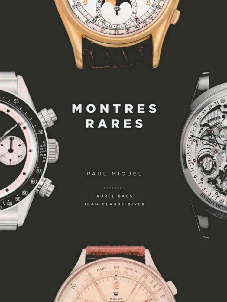 montres rares ©  DR