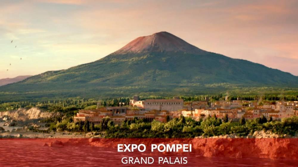 Pompéi ©  Grand Palais