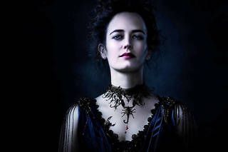 Eva Green dans « Penny Dreadful ».