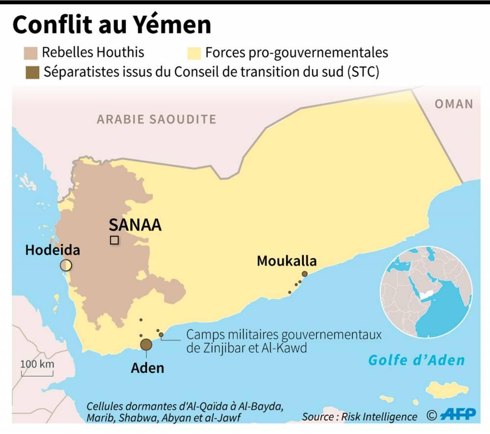 -Yémen-guerre-Coronavirus- ©  AFP