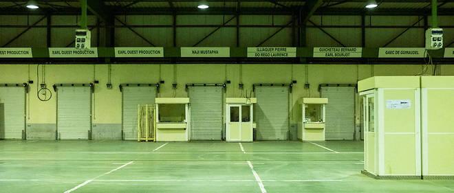 Coronavirus : la gestion de la morgue provisoire à Rungis ...