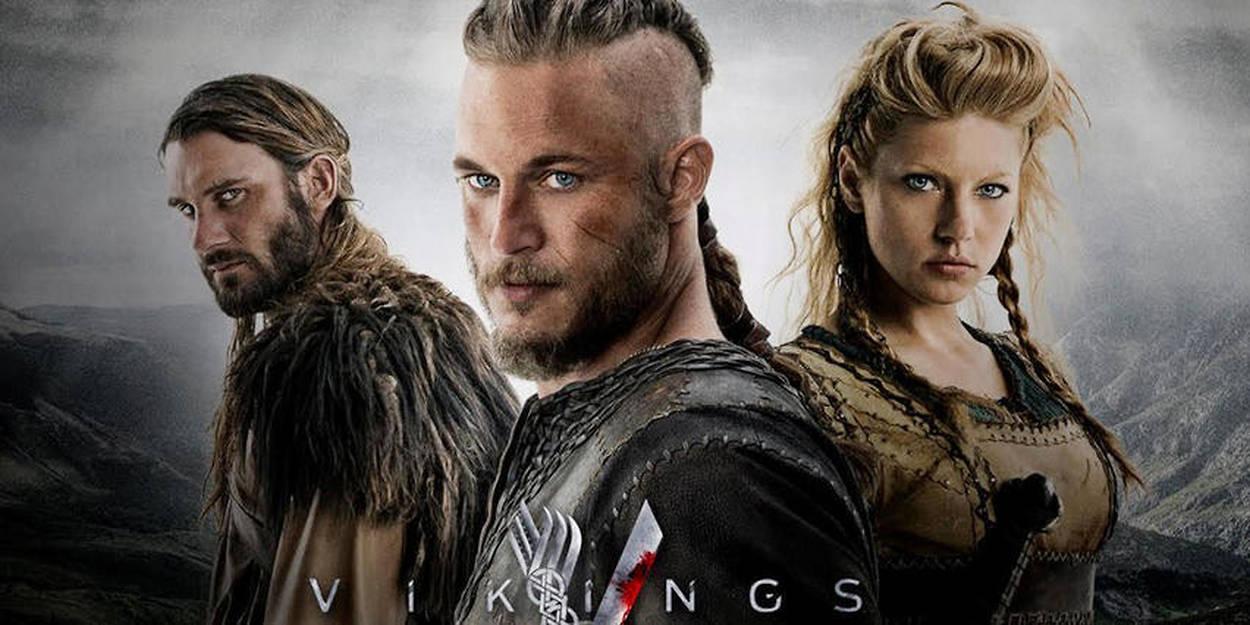 Vikings » : série barbare pour un plaisir sauvage - Le Point