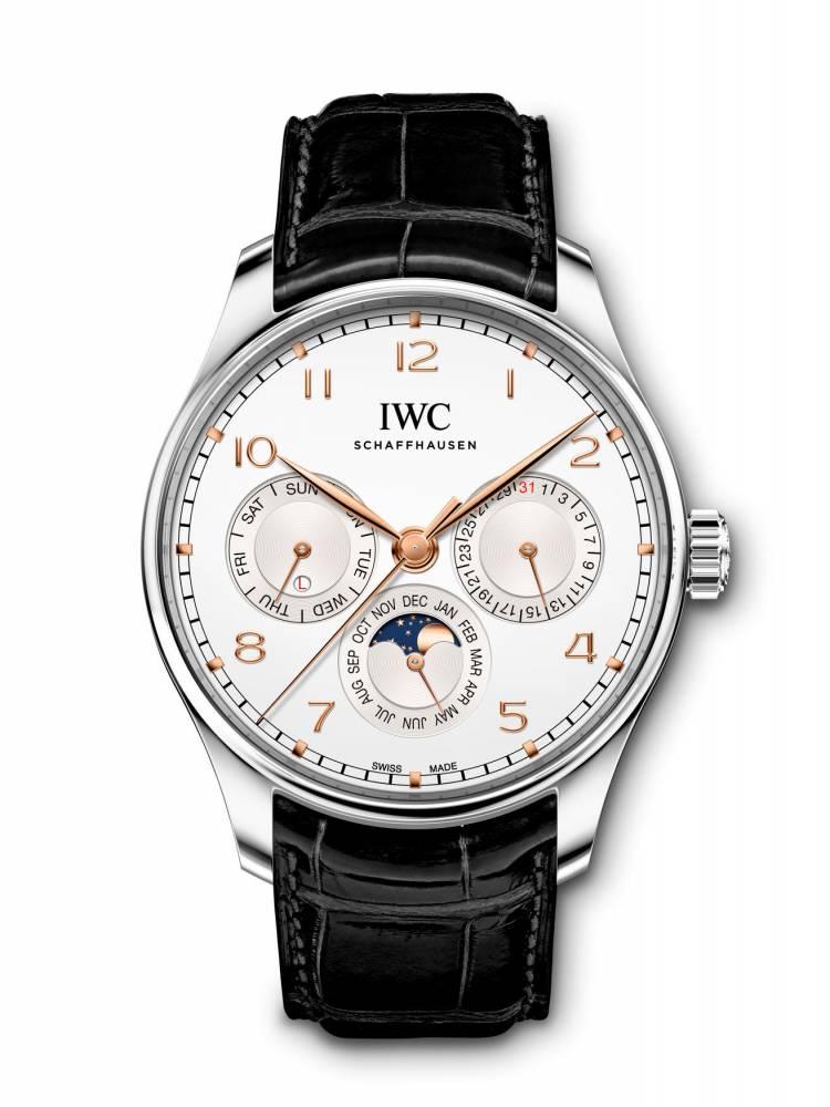 montre ©  IWC
