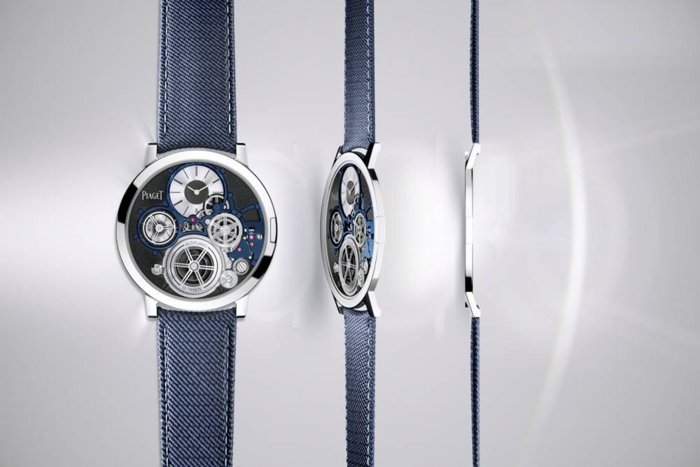 Piaget Watches and Wonders 2020 ©  DR