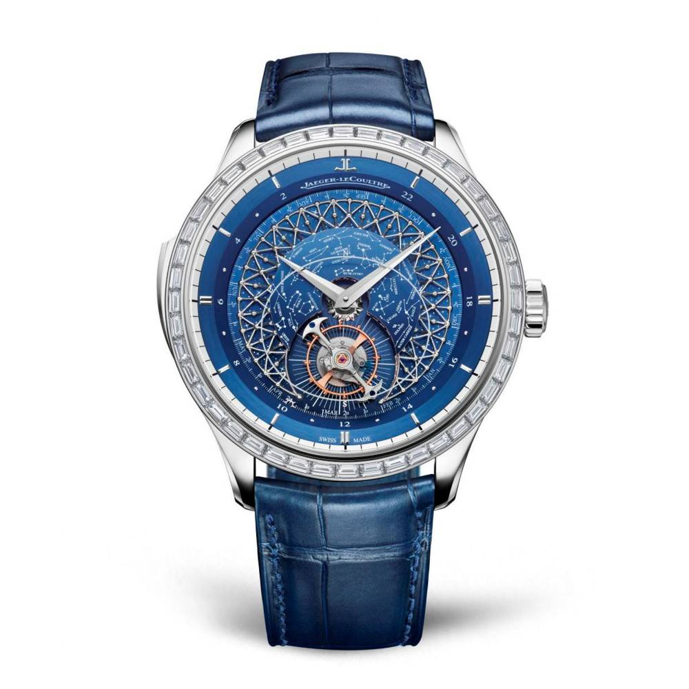 Jaeger-LeCoultre Watches and Wonder 2020 ©  DR