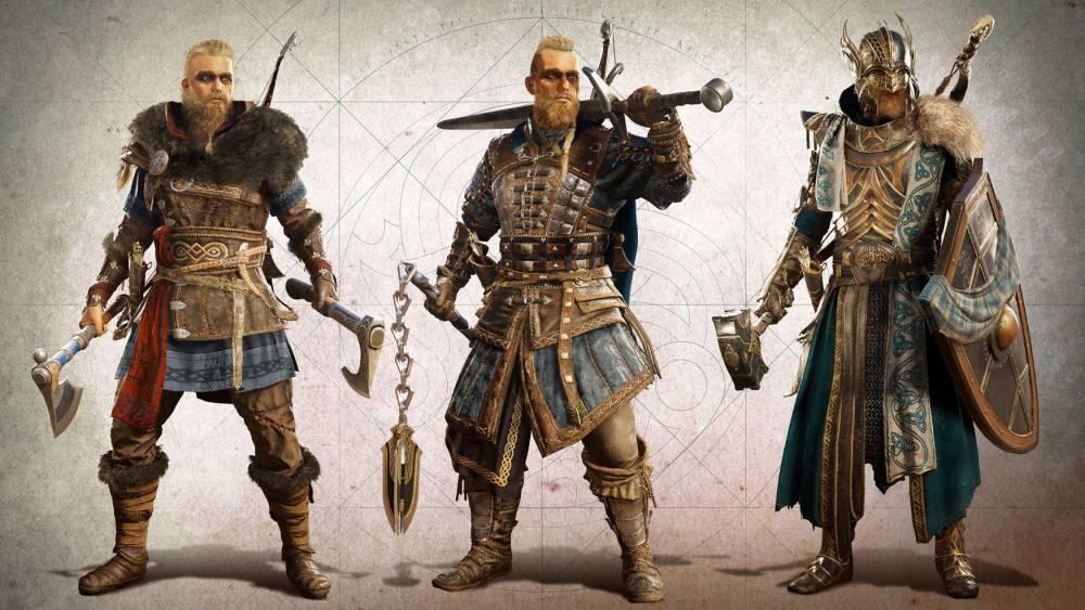 Assassin's Creed Valhalla  ©  Ubisoft