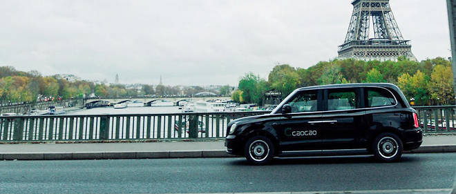CaoCao Mobility, un VTC alternatif ideal a l'heure du deconfinement