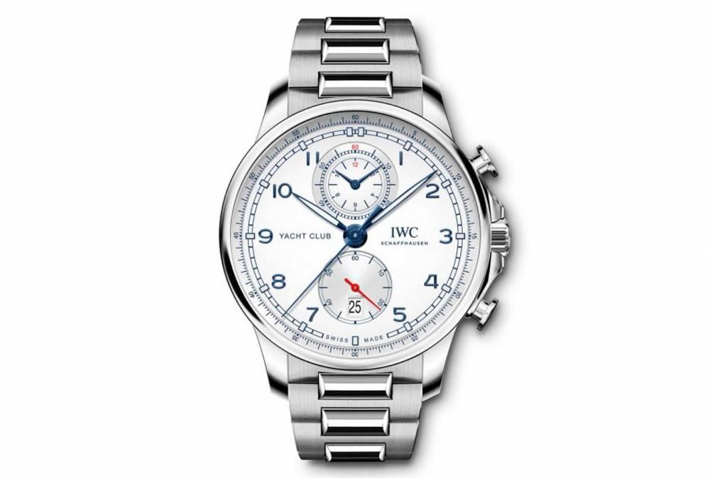 montre, nautisme ©  IWC