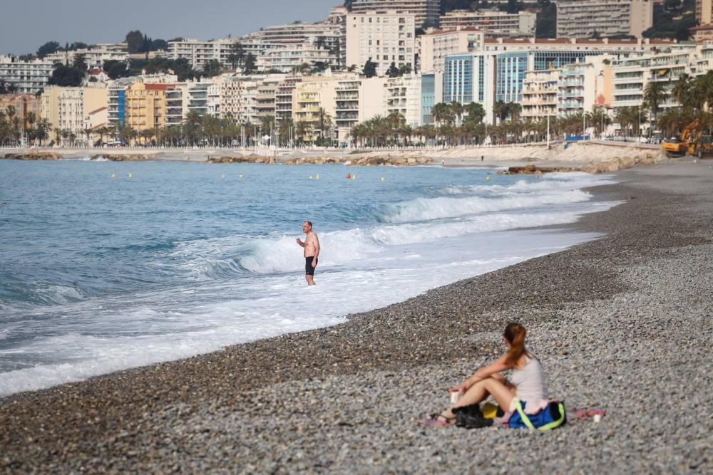 plages, déconfinement ©  Arié Botbol / Hans Lucas / Hans Lucas via AFP