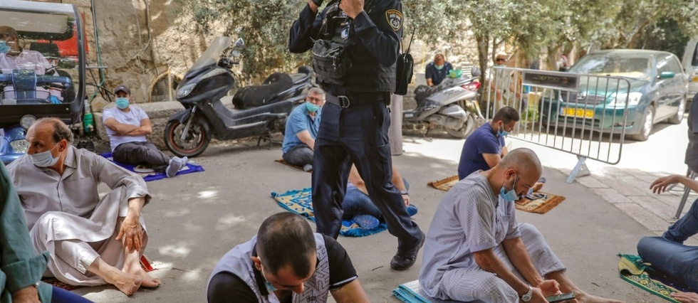 Virus: l'esplanade des Mosquées à Jérusalem va rouvrir après l'Aïd el-Fitr