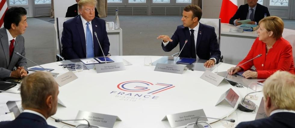 G7 de Londres : le retour des rencontres internationales en présentiel