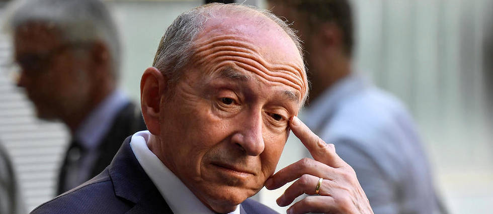 Gerard Collomb en juillet 2019 (photo d'illustration).
