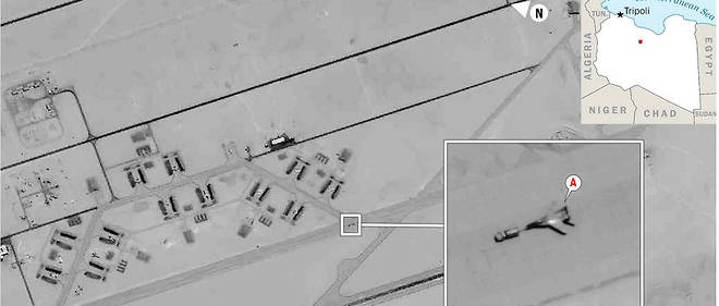 """En Libye, la Russie mène une stratégie de """"pinçage"""" contre l ..."""