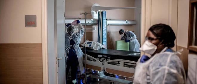 Coronavirus 57 Morts En 24 Heures Dans Les Hopitaux En France Le Point