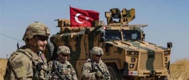 La Turquie d'Erdogan n'a pas fait semblant de s'interesser a la Libye. Elle y a deploye des troupes pour soutenir le gouvernement reconnu par l'ONU.