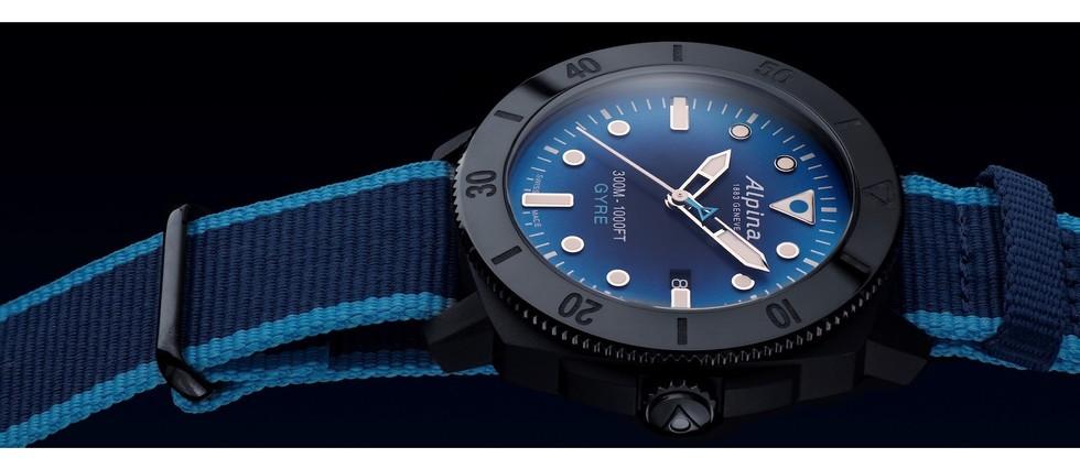 Journée mondiale de l'océan : la marée montante des montres écolo