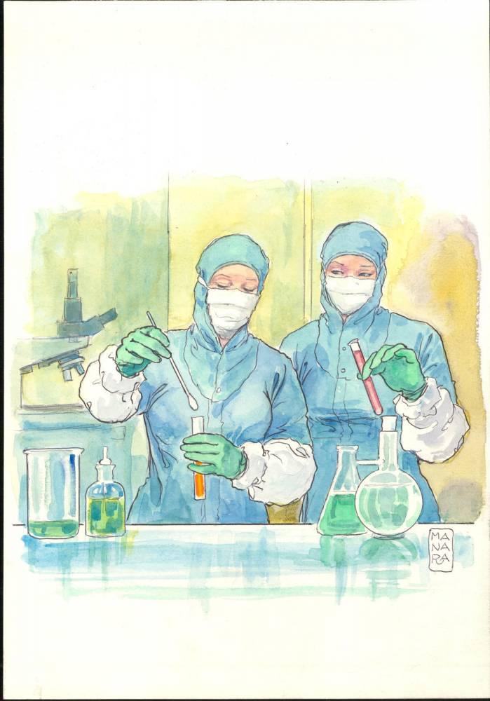 bande dessinée ©  DR