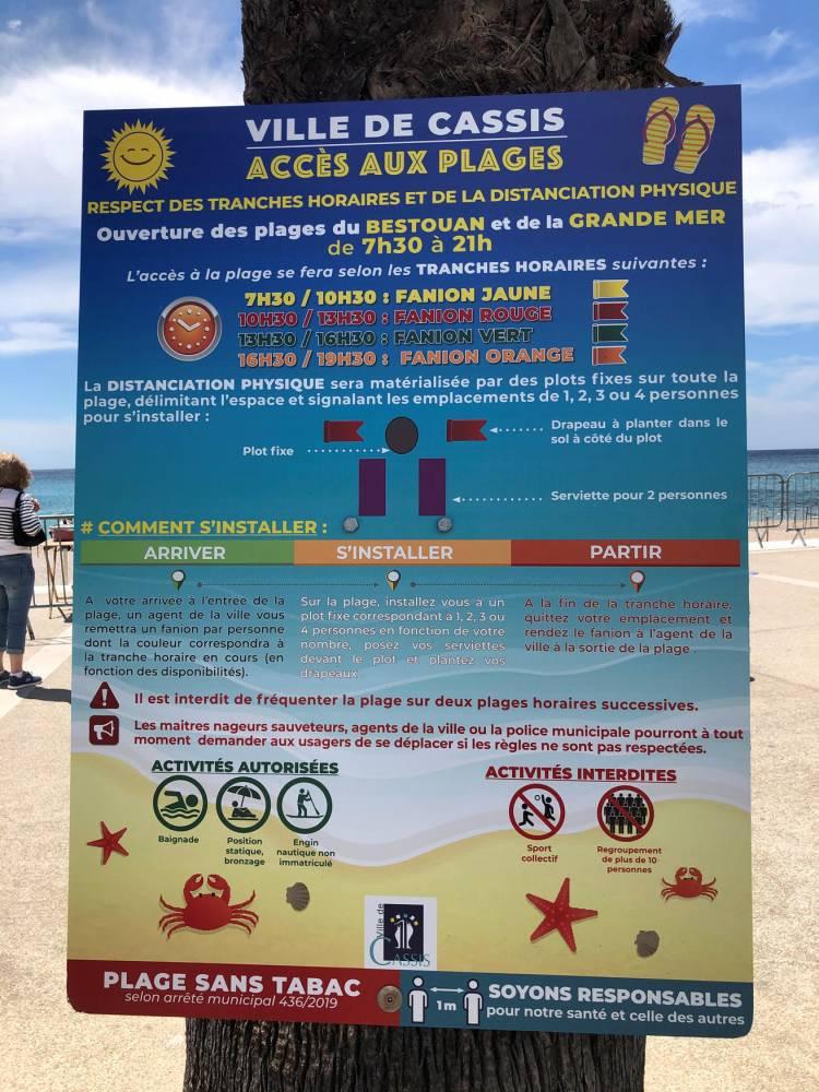 plage, déconfinement, ©  FB
