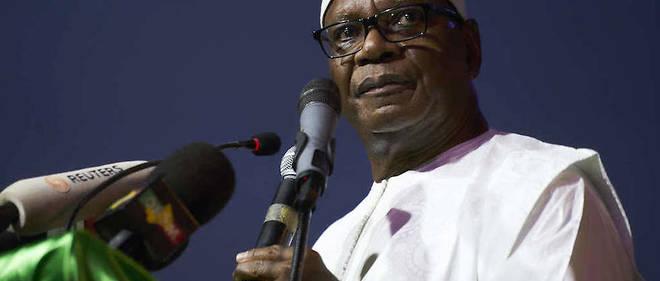 Le president malien Ibrahim Boubacar Keita s'est adresse a la nation ce dimanche 14 juin sur la television nationale.