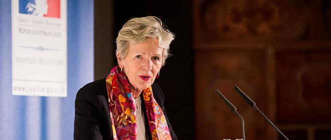 Eliane Houlette a ete a la tete du Parquet national financier (PNF), de 2014 a 2019.