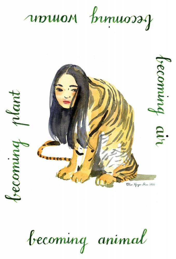 art, animal, ©  courtesy the artist