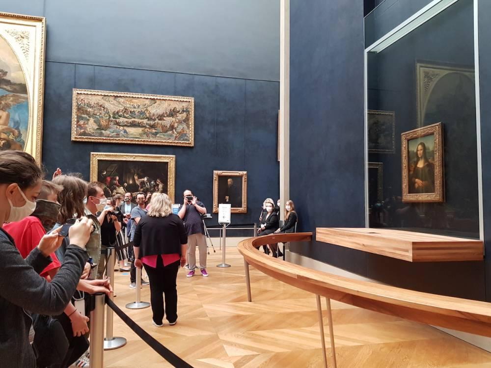 Louvre ©  Clarisse Portevin