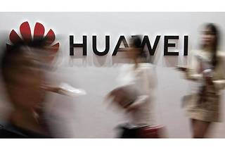 La décision d'exclure Huawei du développement de la 5G ne sera effective qu'en 2027 (Photo d'illustration).