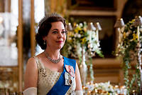 Olivia Colman dans « The Crown ».